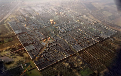 Masdar City - Norman Foster