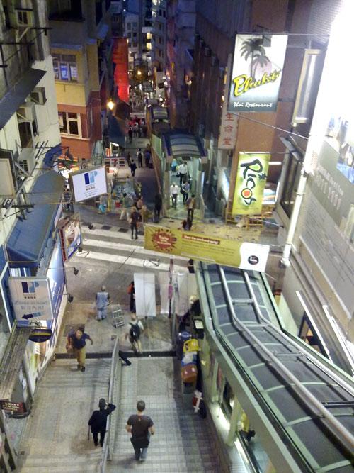 Soho Hong Kong Urban Changeurban Change